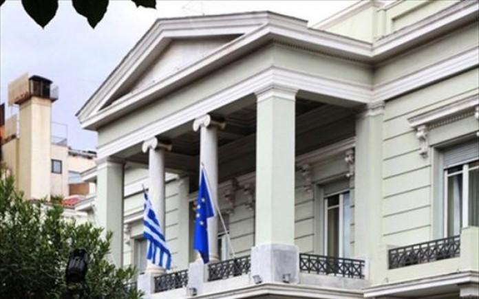 Υπουργείο Εξωτερικών: Έχουν δημιουργηθεί οι συνθήκες για να γίνει η συνάντηση των δύο υπουργών