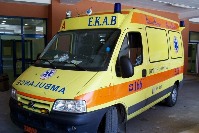 Θεσσαλονίκη: 22χρονη τραυματίστηκε πέφτοντας από ύψος 8 μέτρων
