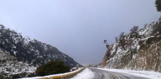 Έκτακτο δελτίο επιδείνωσης του καιρού για Χριστούγεννα - Χιόνια και ραγδαία πτώση θερμοκρασίας