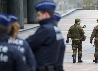 Βέλγιο, επίθεση, δύο αστυνομικών,