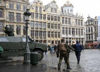 τρομοκράτες, σχέδια, βελγικού πρωθυπουργικού γραφείου,