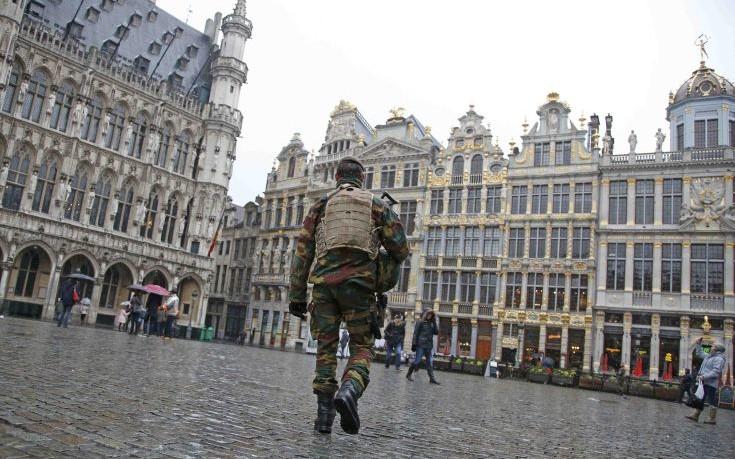 Βρυξέλλες, ομηρία,