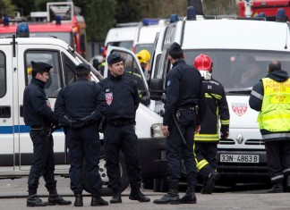"""Μασσαλία, δράστης, φώναξε, """"Allahu Akbar"""","""