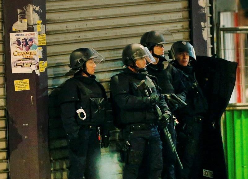 Ισλαμικό Κράτος, ευθύνη, Παρίσι,