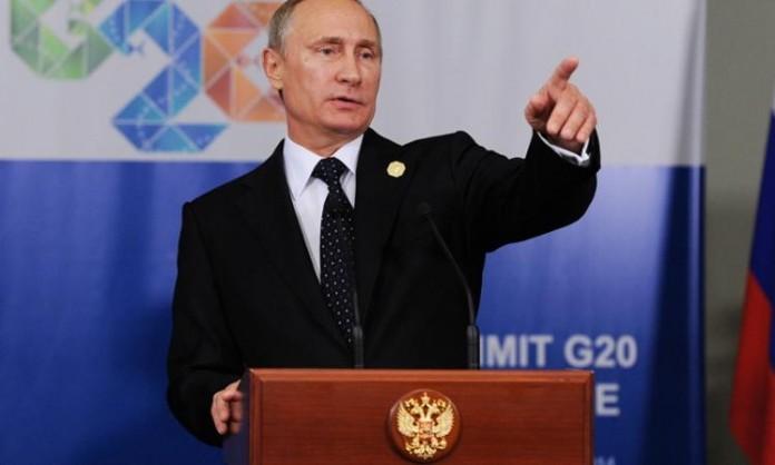 Πούτιν, παιδί,