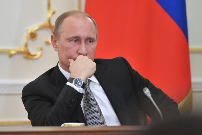 Πούτιν, γλειφιτζούρι,