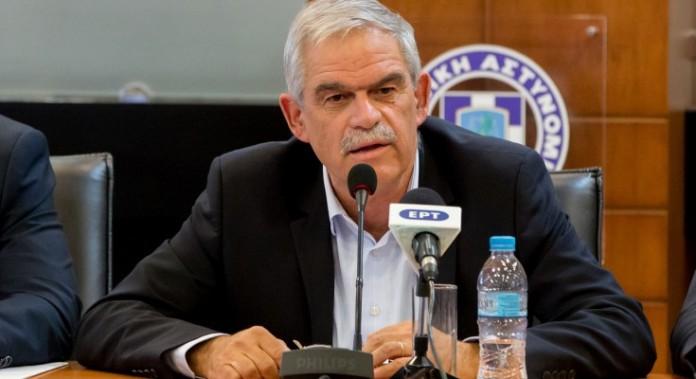 Τι δήλωσε ο Τόσκας για τους πυροβολισμούς κοντά στα γραφεία του ΠΑΣΟΚ