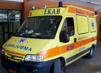 Θεσσαλονίκη: Ηλικιωμένη έπεσε από παράθυρο τρίτου ορόφου και σκοτώθηκε