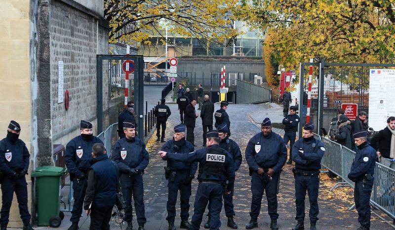Γαλλία, τρομοκρατική απειλή,