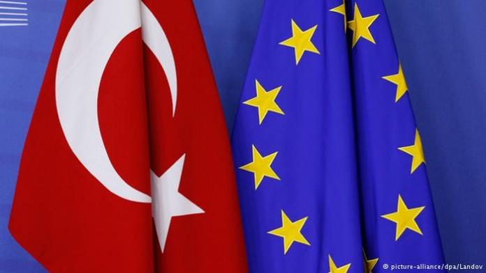 Economist, Τέλος, σχέσεις, ΕΕ-Ερντογάν,