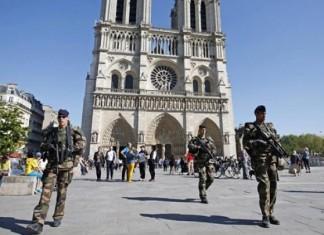 Παρίσι, ομηρία, επτά, άνθρωποι,