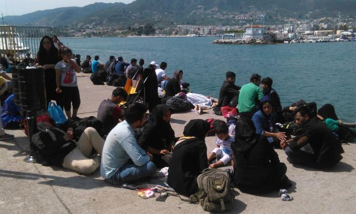 Χίος, μαχαιρώματα,πρόσφυγες,