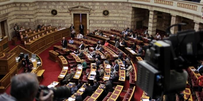 Βουλή: Κατατέθηκε το Πρωτόκολλο για την ένταξη της ΠΓΔΜ στο ΝΑΤΟ