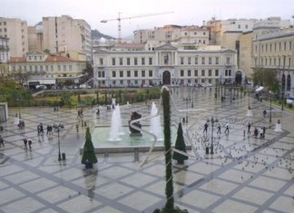 Μήνυση κατ' αγνώστων από το Δήμο Αθηναίων