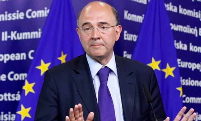 Π. Μοσκοβισί: «Κανονική» χώρα η Ελλάδα...
