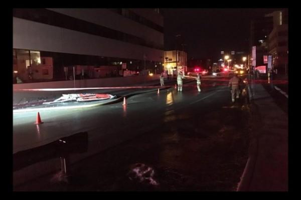 ΜΟΣΧΑ: Αεροπλάνο χτύπησε άνθρωπο σε διάδρομο απογείωσης