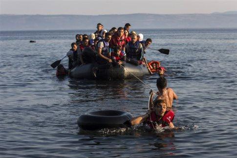 Αγαθονήσι: Επτά παιδιά μεταξύ των θυμάτων, από τη βύθιση σκάφους με μετανάστες και πρόσφυγες