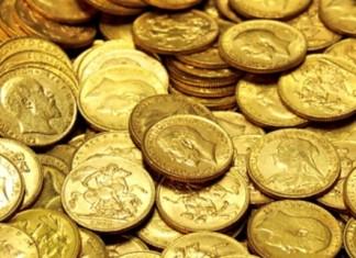 Έλληνες, χρυσές λίρες,