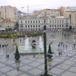 Δήμος Αθηναίων, πλύσιμο, πεζοδρόμια,