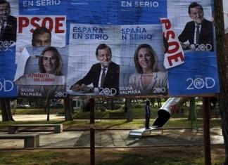 Ισπανία, εκλογές, Ραχόι, Podemos,