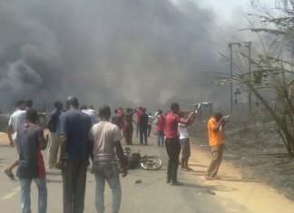 Νιγηρία, 30 νεκροί, κατάρρευση, κτηρίου,