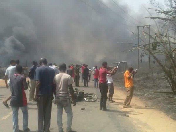 Νιγηρία, τραγωδία, 160, νεκροί,