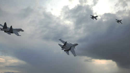 Ρωσικό αερομαχία1