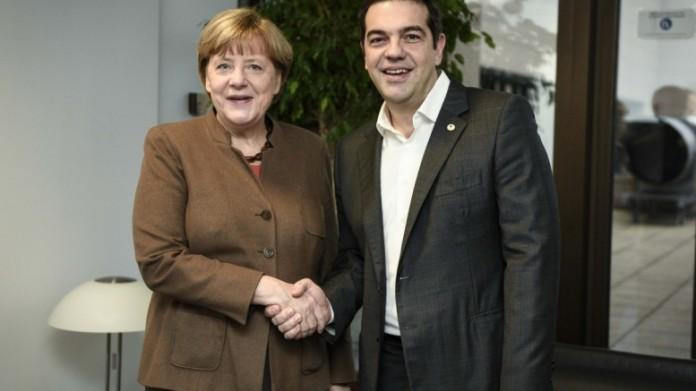 Politico, Αλέξης Τσίπρας, Ελλάδα, γερμανική αποικία,