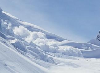νεκροί, χιονοστιβάδα, Άλπεις,