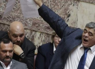 Δίκη Χρυσής Αυγής: Ο Μιχαλολιάκος και έξι βουλευτές ένοχοι ως ηγετική ομάδα εγκληματικής οργάνωσης