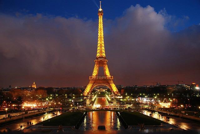 Παρίσι, εικόνες, γκέτο,