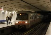 Νεκρός ο 30χρονος που έπεσε στις ράγες του Μετρό «Άγιος Ιωάννης»