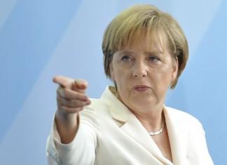 Μέρκελ, Ευρωζώνη, ενωμένη,