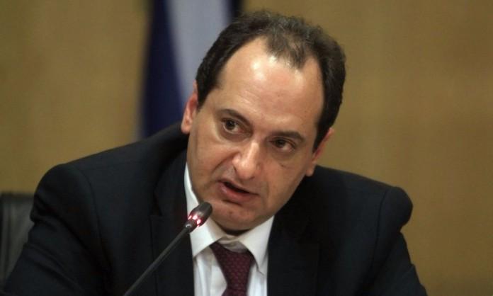 Σπίρτζης: Η ομάδα που διαφωνεί στο ΣΥΡΙΖΑ είναι μειοψηφική