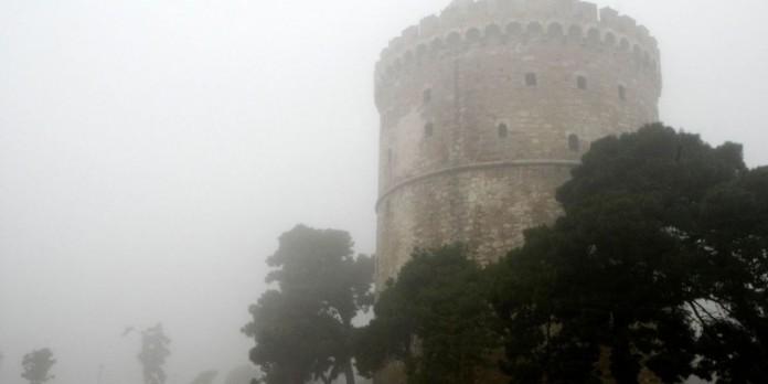 Θεσσαλονίκη, κυκλοφοριακά προβλήματα, βροχόπτωση,