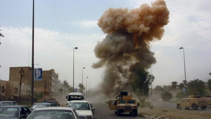 Ιράκ,30 νεκροί,καμικάζι,