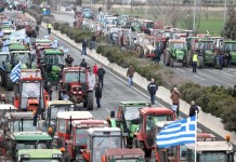 αγρότες, μπλόκα, Ευζώνους, Μάλγαρα,