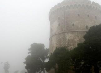 Θεσσαλονίκη, βροχόπτωση, πτώσεις δέντρων,