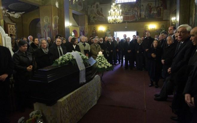 Δεσποτόπουλος, κηδεία, Ελλάδα, αποχαιρέτησε,