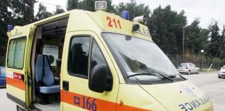 Θεσσαλονίκη: Αυτοκίνητο ανατράπηκε στον Περιφερειακό - Δύο γυναίκες τραυματίες