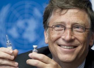 Απαντήσεις δίνει ο Μπιλ Γκέιτς για τις θεωρίες συνωμοσίας περί εμβολίων και μικροτσίπ