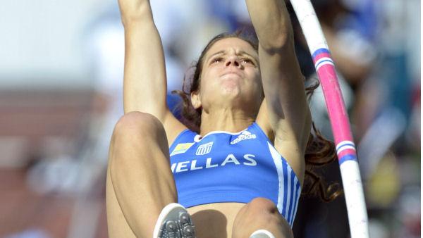 Παγκόσμιο πρωτάθλημα στίβου: Χάλκινο μετάλλιο για την Στεφανίδη στον τελικό του επί κοντώ