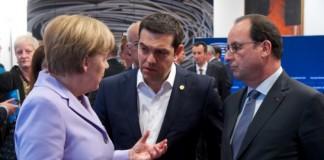 Άγνωστο παρασκήνιο από το 2015: Ο Τσίπρας και η «απειλή» της Μέρκελ