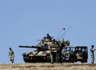 Times: Τουρκικά στρατεύματα στη Συρία γεννά φόβους σύρραξης με τις ΗΠΑ