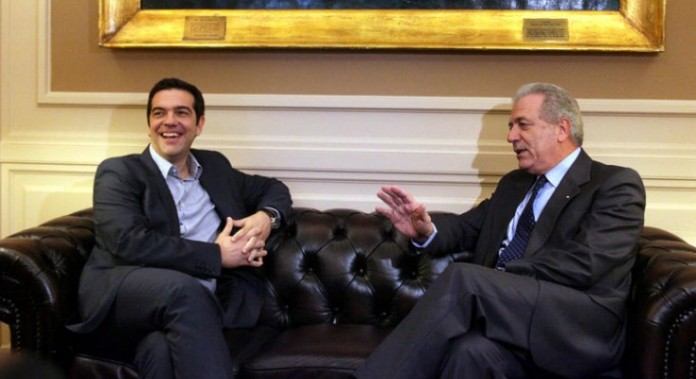 Τσίπρας,Αβραμόπουλος,εφαρμογή,συμφωνίας,