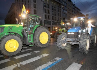 αγρότες, Αθήνα, Τετάρτη,