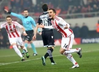 Europa League:Μίλαν - Ολυμπιακός 3-1