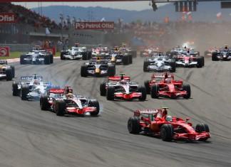 Formula 1: Θρίαμβος Φέτελ