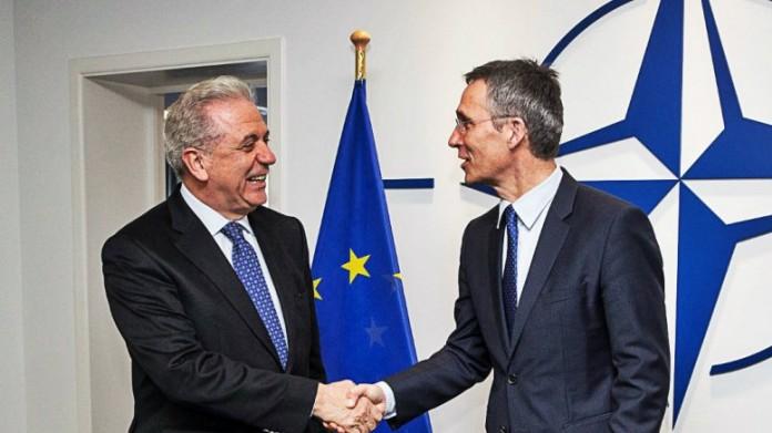 Συνάντηση, Αβραμόπουλου, γ.γ. ΝΑΤΟ, εμπλοκή, συμμαχίας, Αιγαίο,