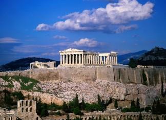 τοποθεσία, αρχαίοι ελληνικοί ναοί, Θέση,